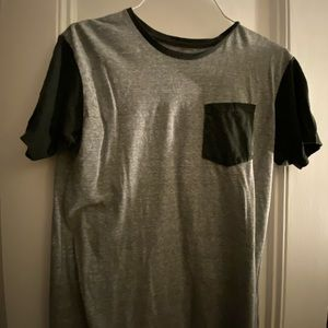 Urban Outfitters Grey Pocket BDG Standard Crew